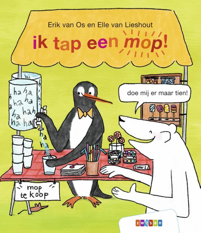 Erik van Os, Elle van Lieshout,ik tap een mop!