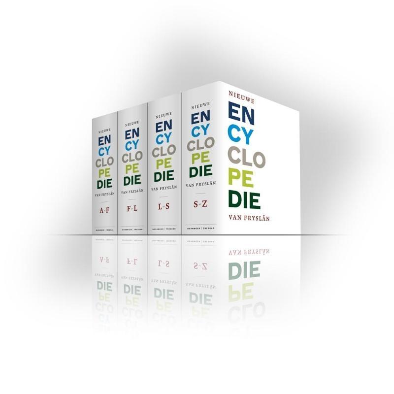 ,Nieuwe encyclopedie van Fryslân