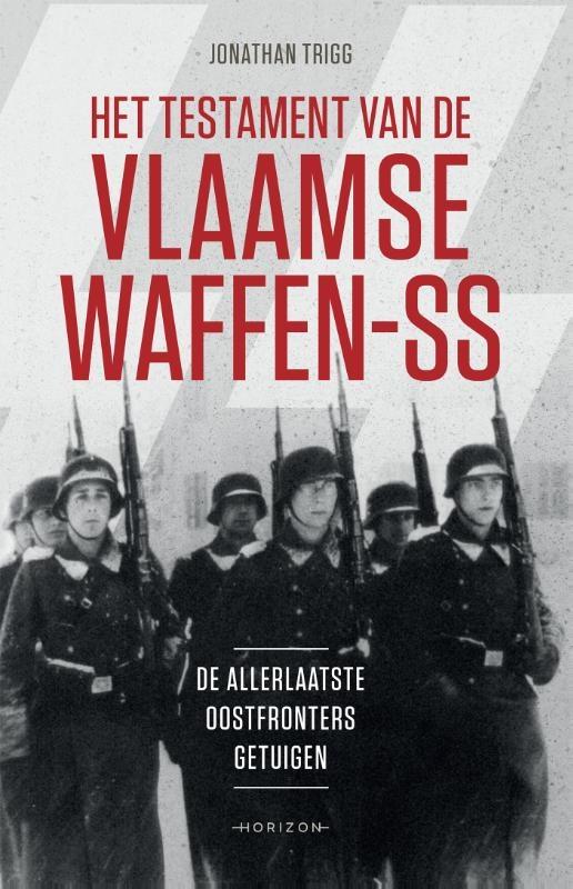 Jonathan Trigg,Vlaamse Waffen-SS
