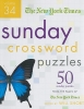 Shortz, Will,The New York Times Sunday Crossword Puzzles