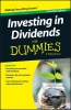 Consumer, Dummies,Investing in Dividends for Dummies