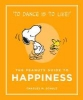 Schultz, Charles M,Peanuts Guide to Happiness