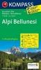 ,Kompass WK77 Alpi Bellunesi