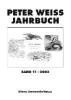 Peter Weiss Jahrbuch für Literatur, Kunst und Politik im 20. Jahrhundert,2002
