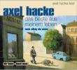 Hacke, Axel,Das Beste aus meinem Leben. CD