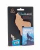 ,Woodland Animal Bookmark Wolf