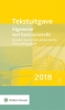 ,Tekstuitgave Algemene wet bestuursrecht 2018
