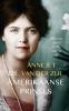 <b>Annejet van der Zijl</b>,De Amerikaanse prinses