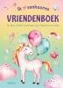 ,<b>Unicorn vriendenboek</b>