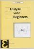 <b>Rooij, A. VAN</b>,Analyse voor beginners