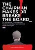 S.R.  Schuit,The Chairman makes or breaks the board