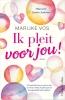<b>Marijke Vos</b>,Ik pleit voor jou