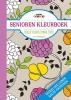 <b>Senioren kleurboek</b>,creatief kleuren zonder stress; art-therapie