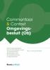 J.H.G. van den Broek ,Commentaar & Context Omgevingsbesluit