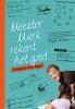 <b>Mark van der Werf</b>,Meester Mark rekent het goed