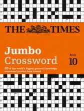 The Times Mind Games Times 2 Jumbo Crossword Book 10