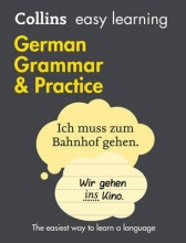 Collins Dictionaries Easy Learning German Grammar and Practice
