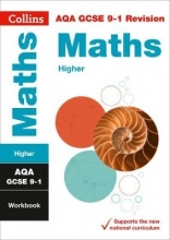 Collins GCSE AQA GCSE 9-1 Maths Higher Workbook