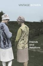 Elizabeth,Bowen Friends and Relations