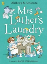 Allan Ahlberg Mrs Lather`s Laundry