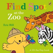 Eric Hill Find Spot at the Zoo