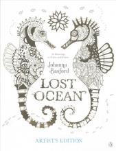 Basford, Johanna Lost Ocean Artist`s Edition