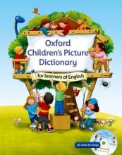 Oxford Children`s Picture Dictionary for Learners of English Pack