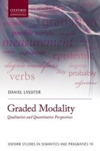 Lassiter, Daniel Graded Modality