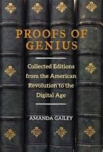 Gailey, Amanda Proofs of Genius