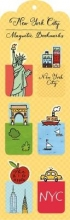 Jesse, Mariko New York City Magnetic Bookmark