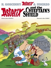 Rene,Goscinny Asterix  Asterix and the Chieftain`s Shield (english)
