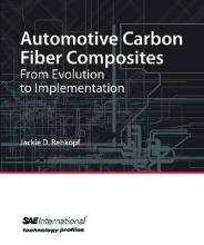 Jackie D. Rehkopf Automative Carbon Fiber Composites