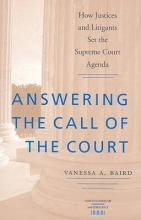 Baird, Vanessa A. Answering the Call of the Court