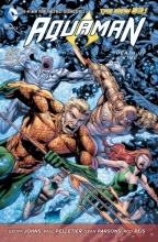 Johns, Geoff Aquaman - the New 52! 4