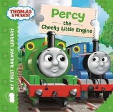 Thomas & Friends: My First Railway Library: Percy the Cheeky