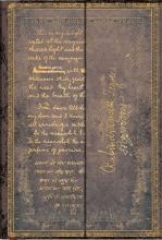 LIN EMBELLISHED MANUSCRIPTS TAGORE MINI