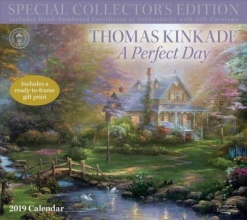 Thomas Kinkade Special Collector`s Edition 2019 Deluxe Wall