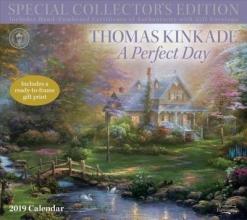 Thomas Kinkade A Perfect Day 2019 Calendar