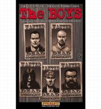 Ennis, Garth The Boys 6