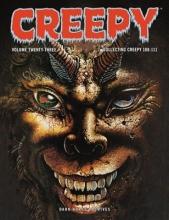 Jones, Bruce Creepy Archives Volume 23