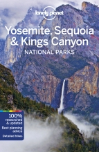 , Lonely Planet National Parks Yosemite, Sequoia & Kings Canyon
