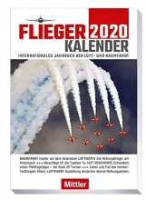 KRAMER TIM F. ED. FLIEGERKALENDER 2020 GERMAN TEXT