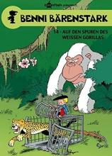 Parthoens, Luc Benni Bärenstark 14. Auf den Spuren des weißen Gorillas