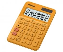 , Rekenmachine Casio MS-20UC oranje