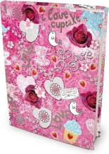 , Boekenkaft dresz rekbaar romantic