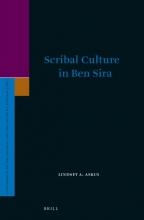 L. A. Askin , Scribal Culture in Ben Sira