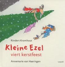 Rindert  Kromhout Kleine Ezel viert Kerstfeest