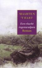 Maarten `t Hart Een vlucht regenwulpen