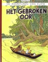Hergé Kuifje Facsimile Kleur Hc06