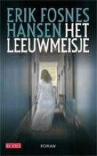 E.F.  Hansen Het leeuwmeisje